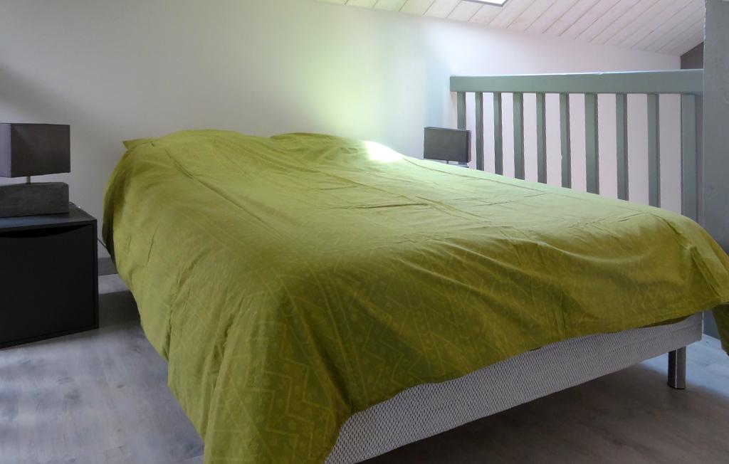 Chambre double mezzanine duplex