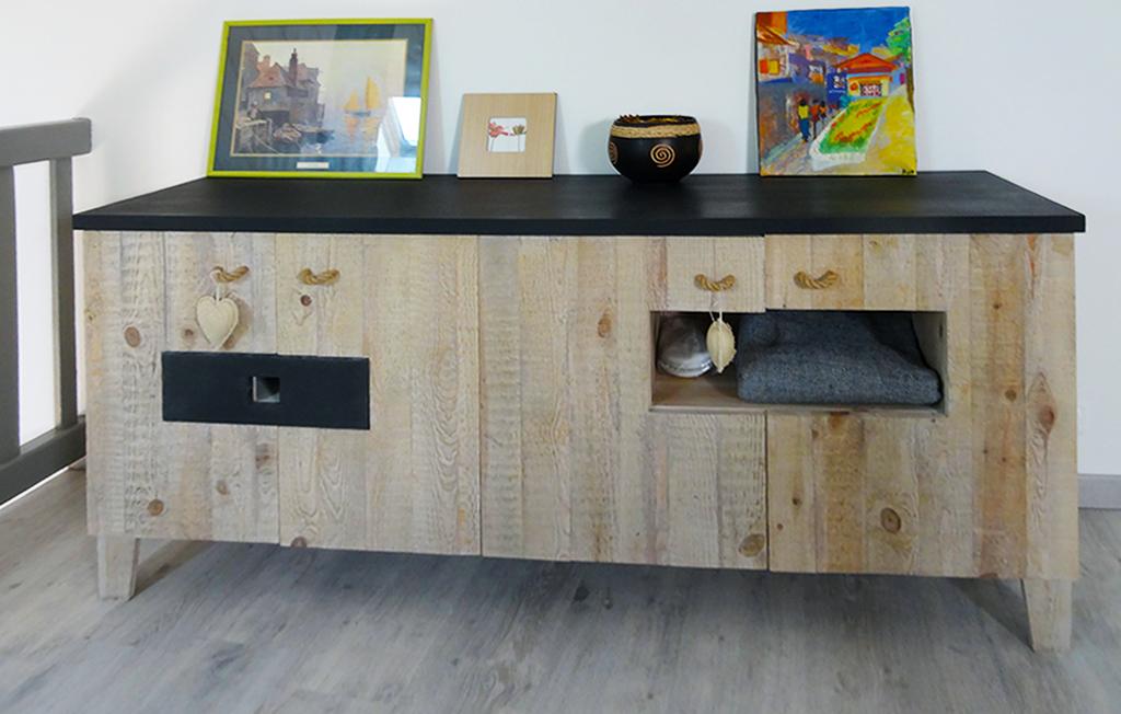 Chambre meublé duplex Yvoire